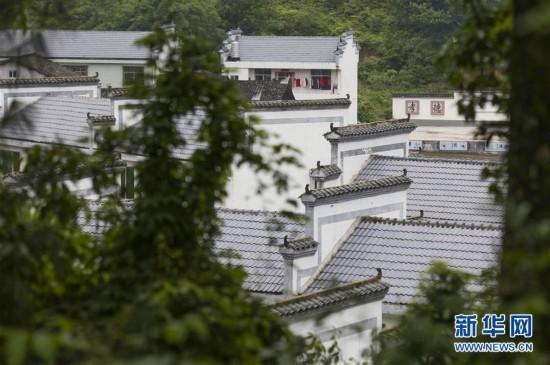 """(壯麗70年)(4)華屋""""紅軍村""""的幸福蛻變"""