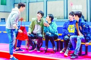 《我们的师父》张凯丽:最喜欢刘宇宁 因为帅