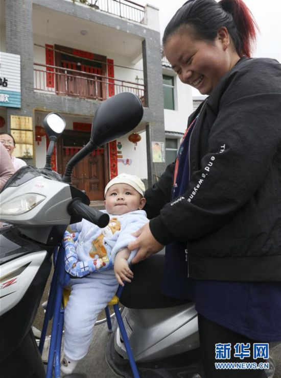 """(壯麗70年)(10)華屋""""紅軍村""""的幸福蛻變"""
