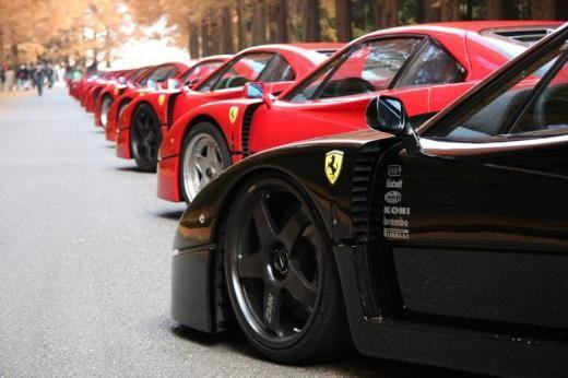 法拉利将于5月底发布全新混合动力跑车