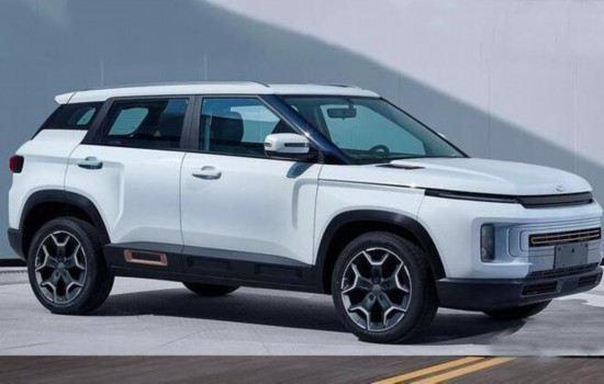 """吉利全新SUV下半年上市或命名""""缤界"""""""