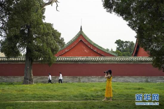 """(亚洲文明对话大会)(3)""""青年眼中的亚洲多元文明""""――冯甘雨:用摄影和舞蹈做文明对话的媒介"""