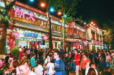 北京之夜精彩纷呈