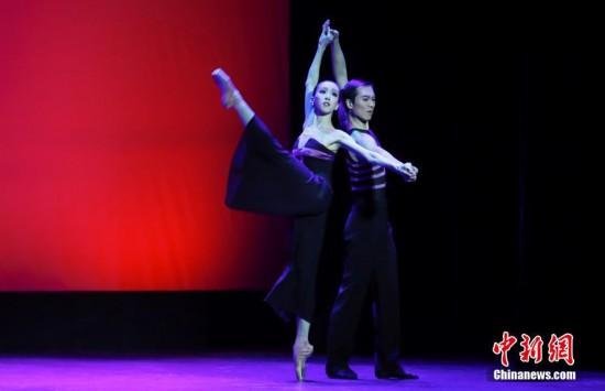 """""""亚洲芭蕾之夜""""在北京天桥艺术中心举行严禹豪个人资料"""