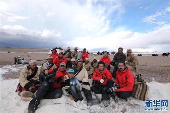(专发新华网西藏频道)(图文互动)天边的驮盐队――藏北牧人远去的背影(4)