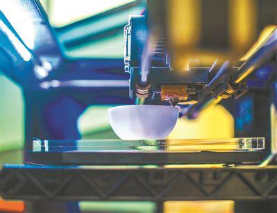 3D打印人造皮肤未来或可长出毛发
