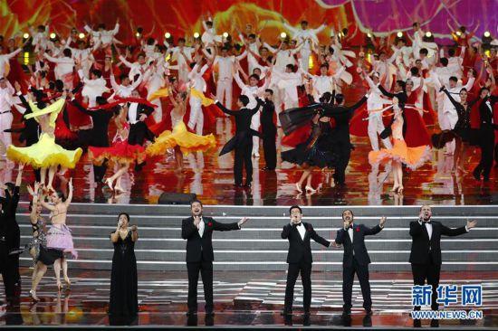 (亚洲文明对话大会)(35)亚洲文化嘉年华在北京举行