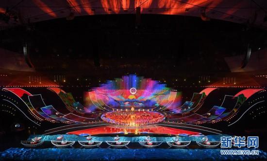 (亚洲文明对话大会)(12)亚洲文化嘉年华在北京举行