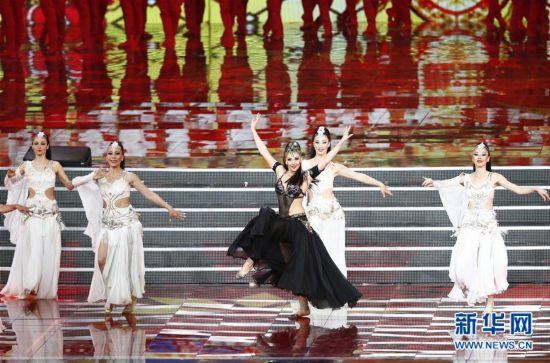 (亚洲文明对话大会)(11)亚洲文化嘉年华在北京举行