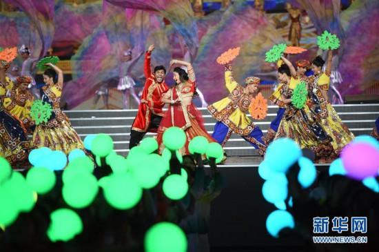 (亚洲文明对话大会)(19)亚洲文化嘉年华在北京举行