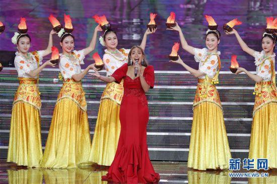 (亚洲文明对话大会)(22)亚洲文化嘉年华在北京举行
