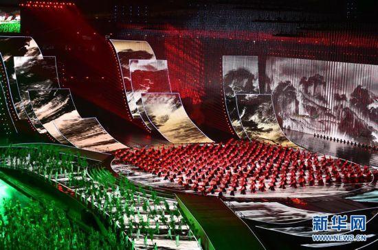 (亚洲文明对话大会)(40)亚洲文化嘉年华在北京举行
