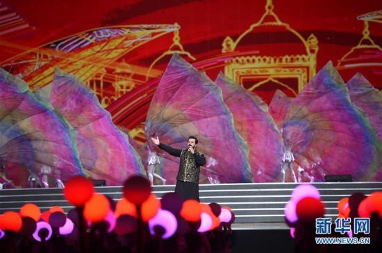 (亚洲文明对话大会)(44)亚洲文化嘉年华在北京举行