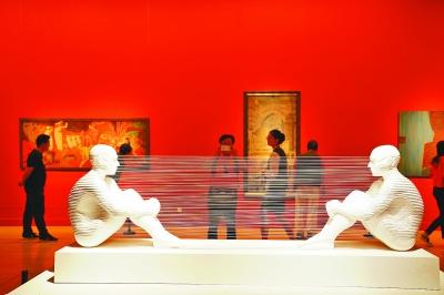 亚洲艺术作品展:用艺术抵达文明的彼岸