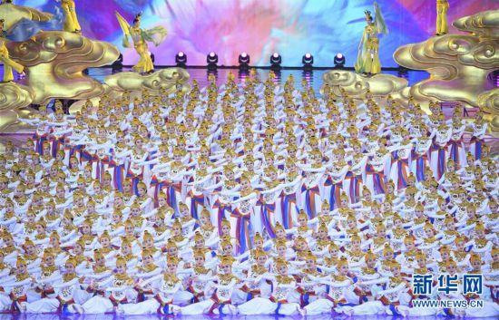 (亚洲文明对话大会)(51)亚洲文化嘉年华在北京举行