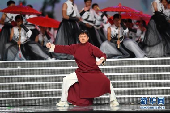 (亚洲文明对话大会)(21)亚洲文化嘉年华在北京举行