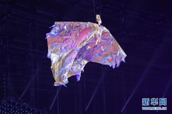 (亚洲文明对话大会)(33)亚洲文化嘉年华在北京举行