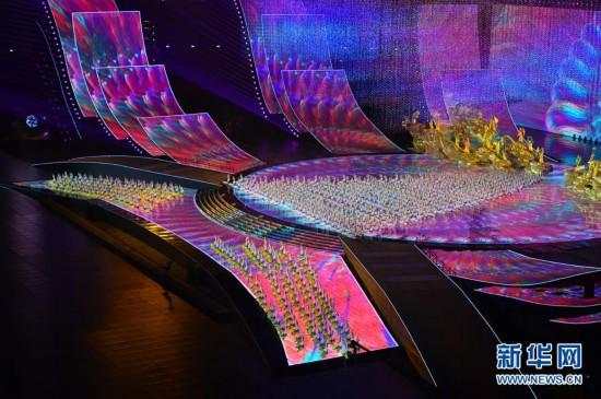 (亚洲文明对话大会)(20)亚洲文化嘉年华在北京举行