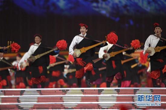 (亚洲文明对话大会)(4)亚洲文化嘉年华在北京举行