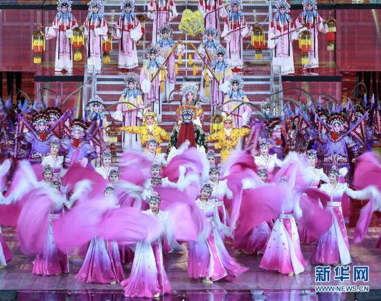 (亚洲文明对话大会)(53)亚洲文化嘉年华在北京举行