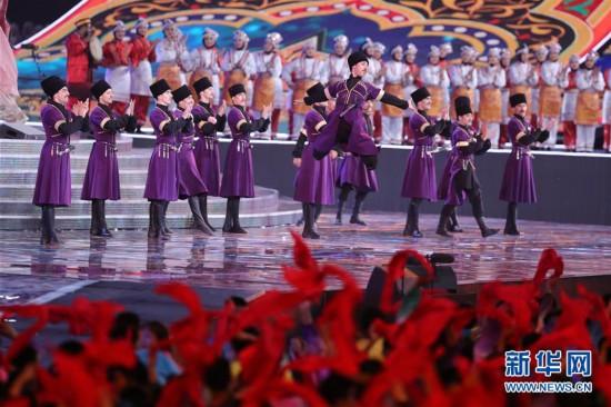 (亚洲文明对话大会)(14)亚洲文化嘉年华在北京举行