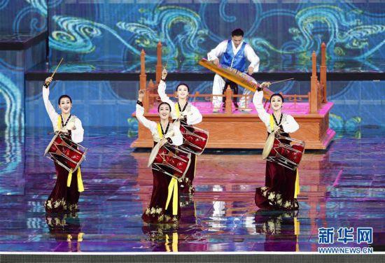 (亚洲文明对话大会)(9)亚洲文化嘉年华在北京举行