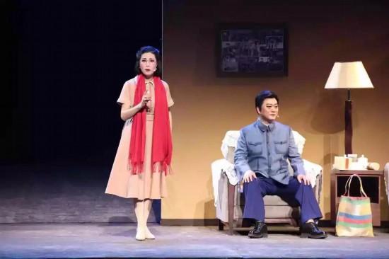黄梅戏《邓稼先》在安徽大剧院精彩上演