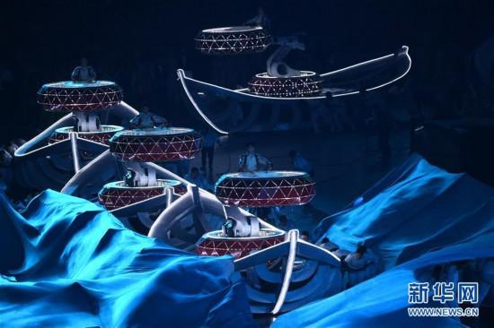 (亚洲文明对话大会)(48)亚洲文化嘉年华在北京举行