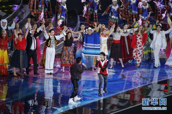 (亚洲文明对话大会)(38)亚洲文化嘉年华在北京举行
