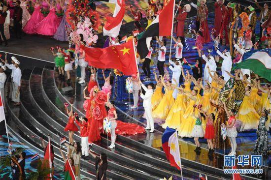 (亚洲文明对话大会)(29)亚洲文化嘉年华在北京举行