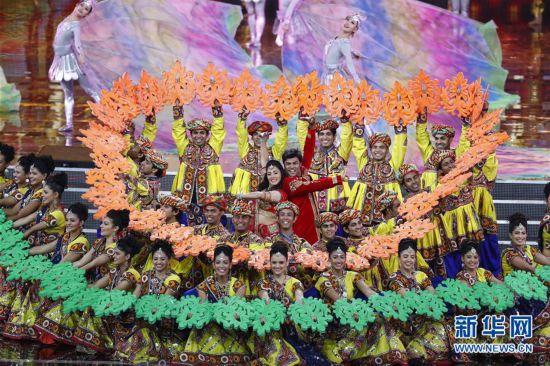 (亚洲文明对话大会)(18)亚洲文化嘉年华在北京举行