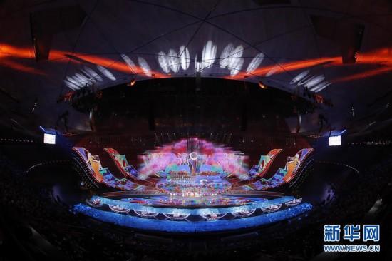 (亚洲文明对话大会)(3)亚洲文化嘉年华在北京举行