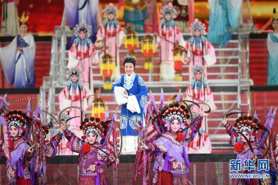 (亚洲文明对话大会)(49)亚洲文化嘉年华在北京举行
