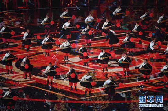 (亚洲文明对话大会)(31)亚洲文化嘉年华在北京举行