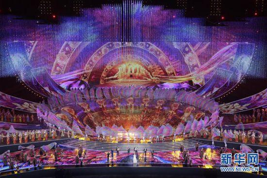 (亚洲文明对话大会)(36)亚洲文化嘉年华在北京举行