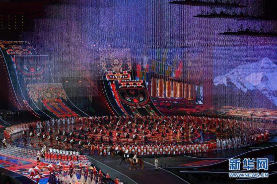 (亚洲文明对话大会)(8)亚洲文化嘉年华在北京举行