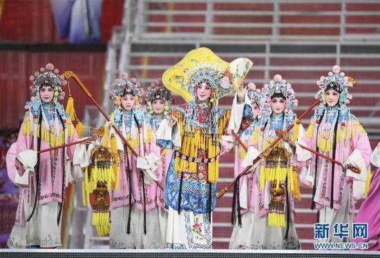 (亚洲文明对话大会)(15)亚洲文化嘉年华在北京举行
