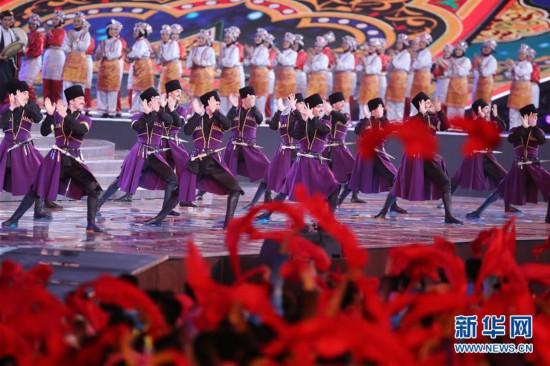 (亚洲文明对话大会)(52)亚洲文化嘉年华在北京举行