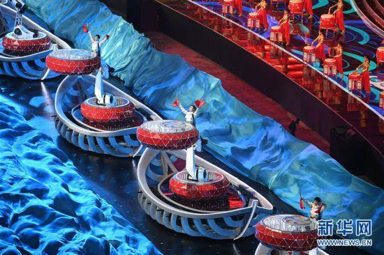 (亚洲文明对话大会)(30)亚洲文化嘉年华在北京举行