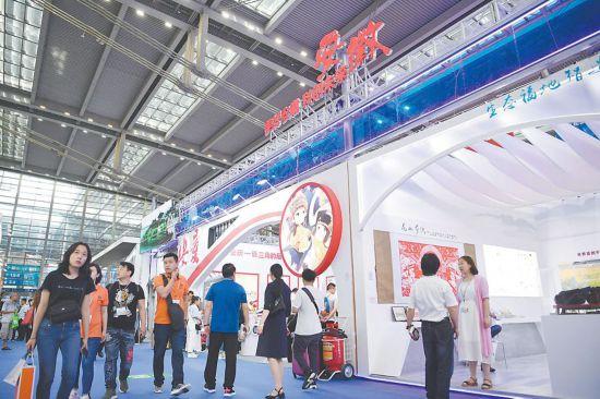 安徽85家文化单位亮相深圳文博会