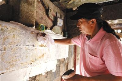 从事古建修复40余年吴书瑞:恢复古韵就是最好的文保