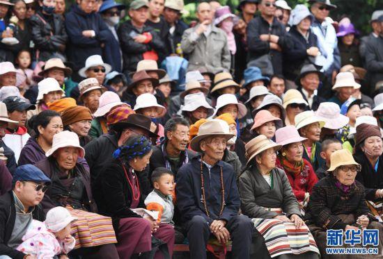 (文化)(3)拉萨启动藏戏演出季