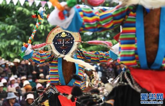 (文化)(2)拉萨启动藏戏演出季
