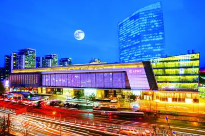 坪效全球第二北京SKP未来可期