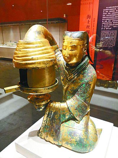 組圖:明星文物聚京城 薈萃47個國家文物