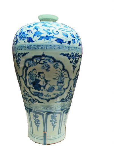 组图:明星文物聚京城 荟萃47个国家文物