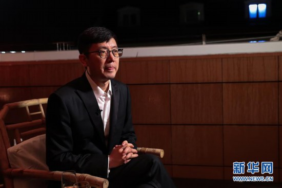 (国际・图文互动)(1)专访:中国电影需要在传统文化基础上借鉴创新――访《南方车站的聚会》导演刁亦男