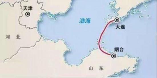 望岳谈丨中国三大湾区,为何独缺渤海湾跨海通道