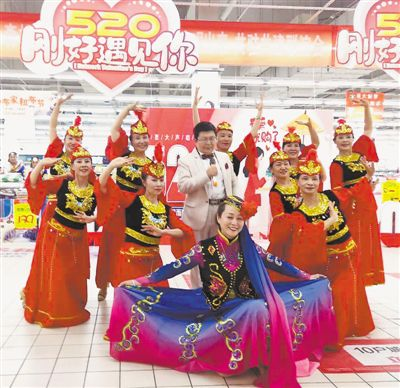 庆祝新中国成立70周年 爱就大声唱出来
