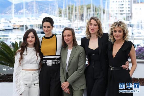 (國際)(2)戛納電影節:法國影片《燃燒女子的肖像 》競逐金棕櫚獎